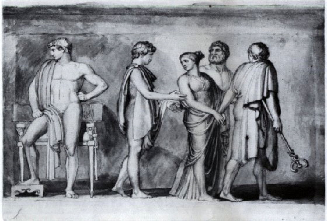 comparison of cassandras scene on agamemnon and troades O electra, daughter of agamemnon, to thy rustic cot i come, for a messenger hath arrived, a highlander from mycenae, one who lives on milk, announcing that the argives are proclaiming a sacrifice for the third day from now, and all our maidens are to go to hera's temple.