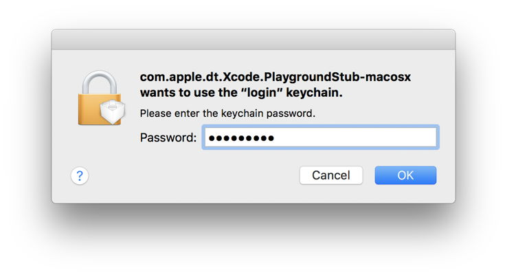 Beyond Scripting in Swift: Keychains lost in translation