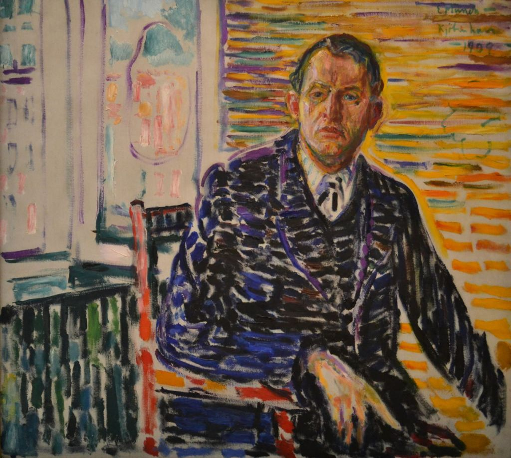 the life and art career of edvard munch Edvard munch: edvard munch, norwegian painter and printmaker whose intensely evocative treatment of psychological themes built upon some of the main tenets of late 19th-century symbolism and greatly influenced german expressionism in the early 20th century.