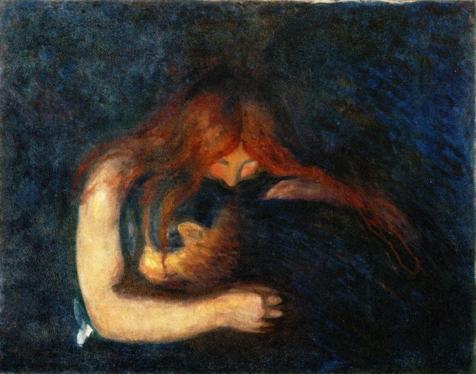 munchvampire1893oslo