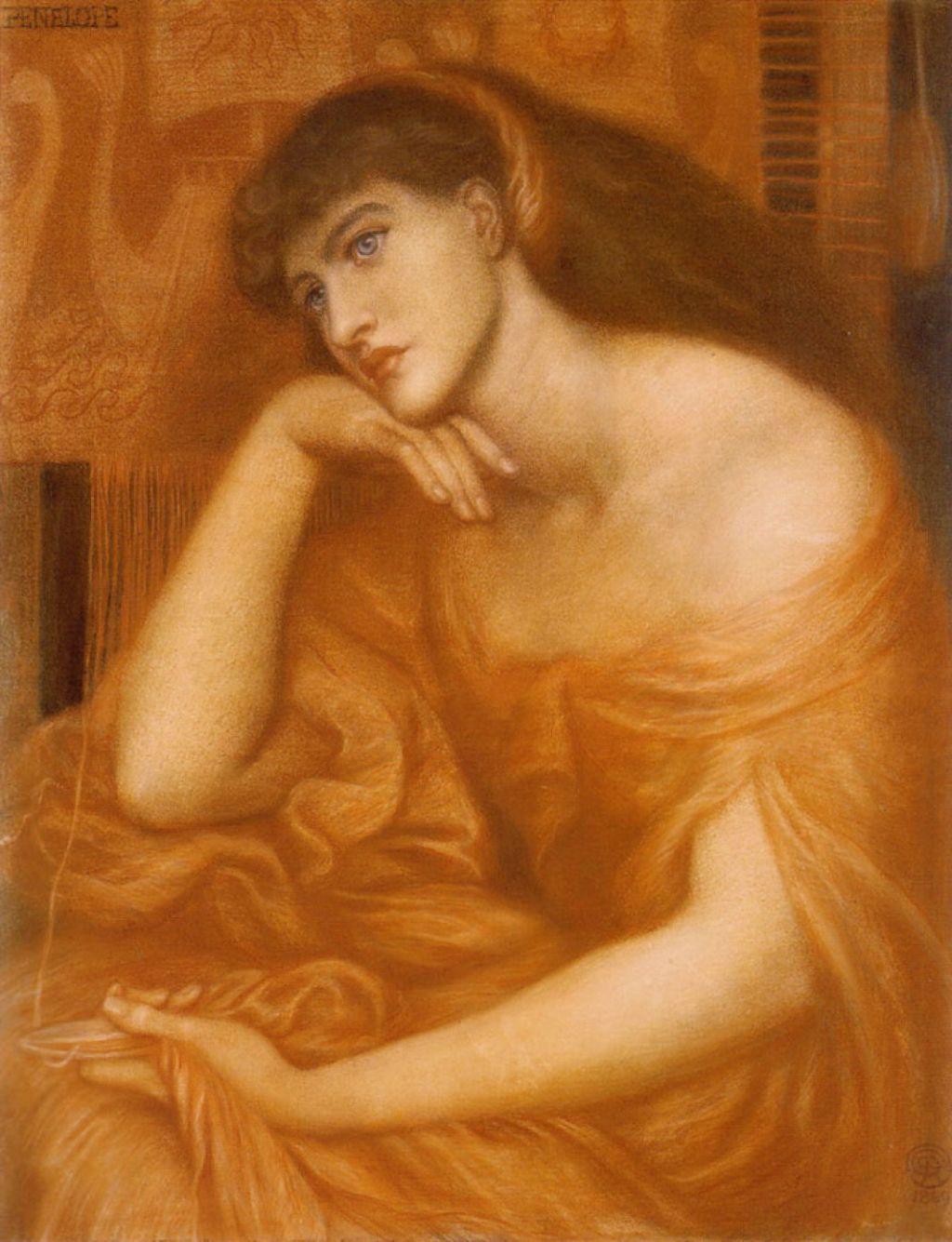 Suitors odysseus penelope Penelope