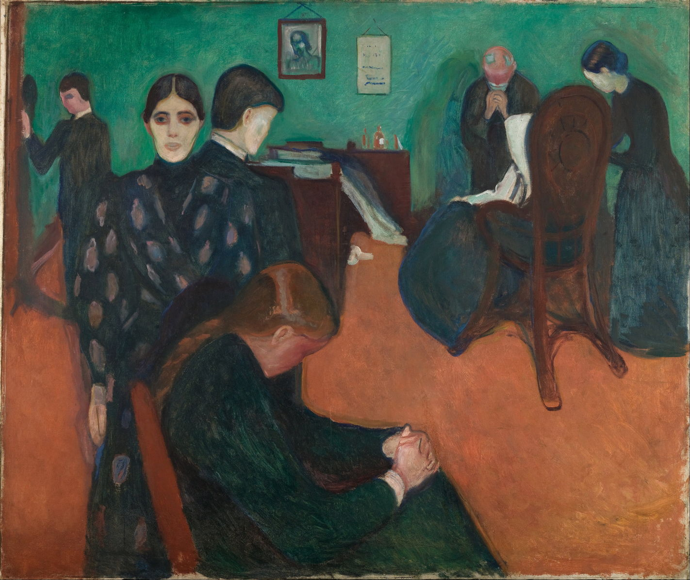 Edvard Munch: The Frieze of Life 5, Death – The Eclectic ...