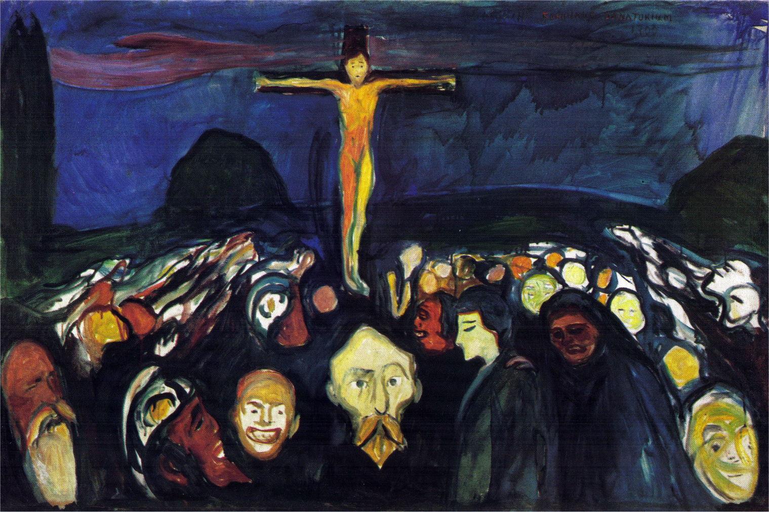 The Frieze of Life Edvard Munch