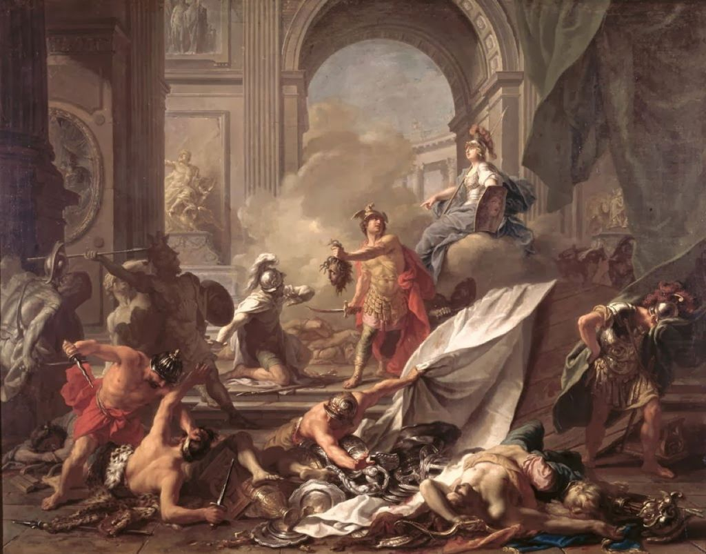 The Eclectic Light CompanyChanging Stories: Ovid's Metamorphoses on canvas, 22 – Perseus' WeddingFeastQuick LinksSearchMonthly archivesTagsStatisticsPost navigation
