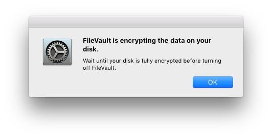 FileVault: Making your Mac more secure – The Eclectic Light