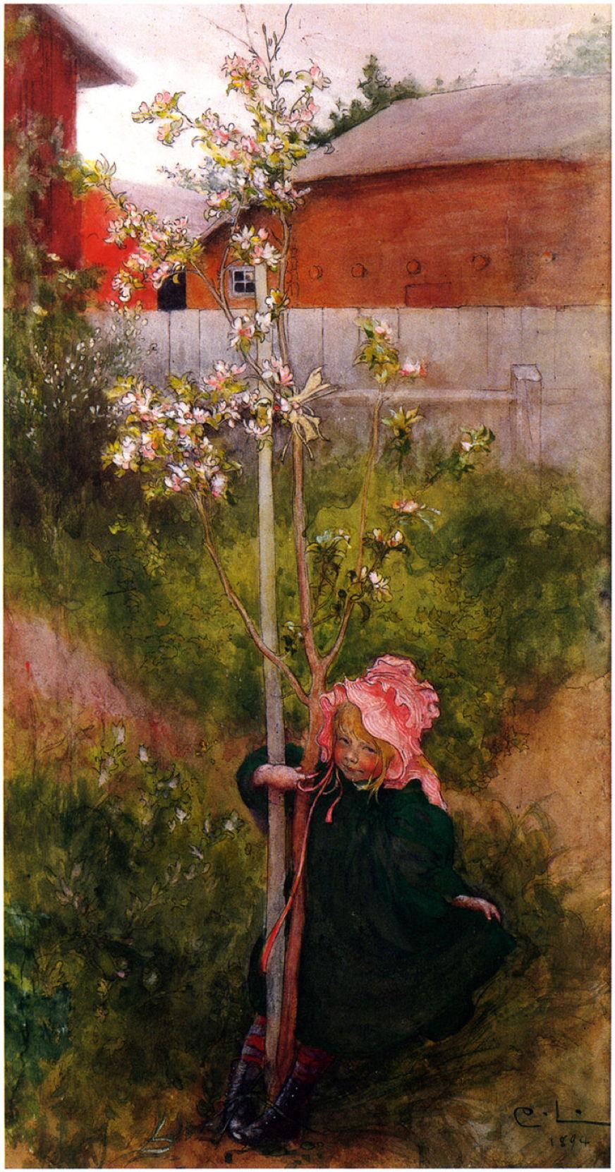 larssonappleblossom1894