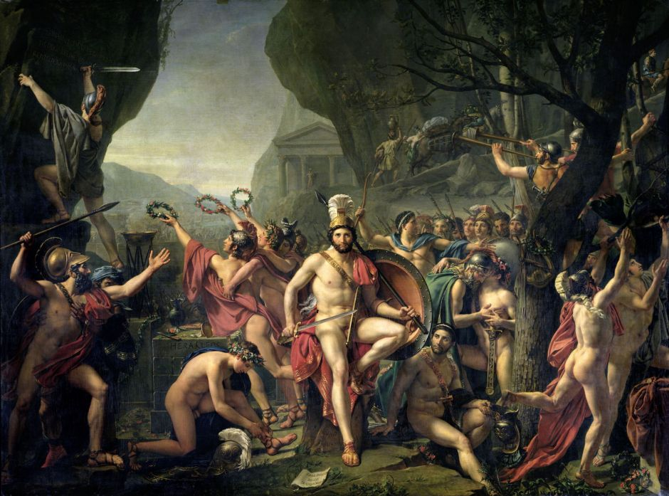 davidleonidasthermopylae