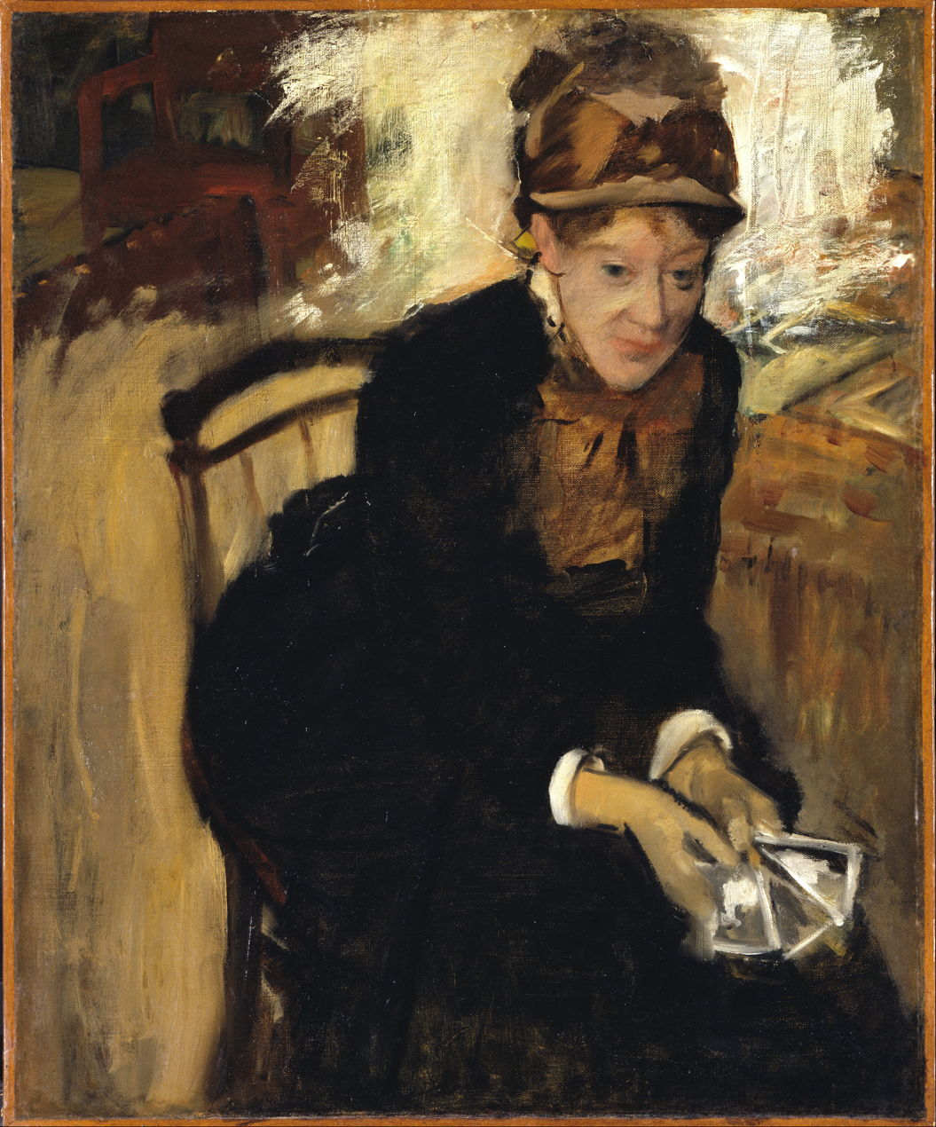 Degas' Circle: Mary Cassatt, 2 Painter and print-maker ...