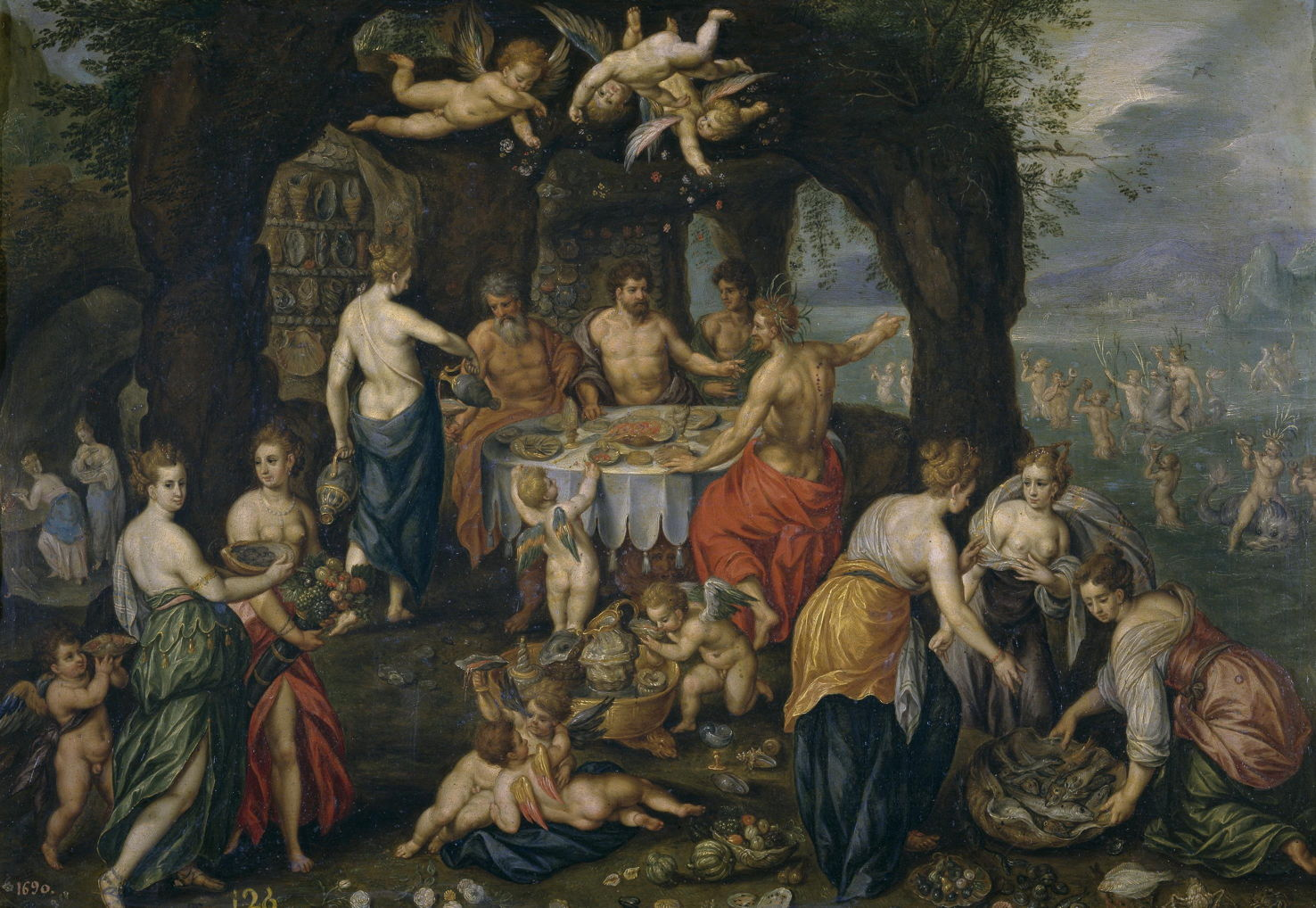 Changing Stories Ovid S Metamorphoses On Canvas 42 The