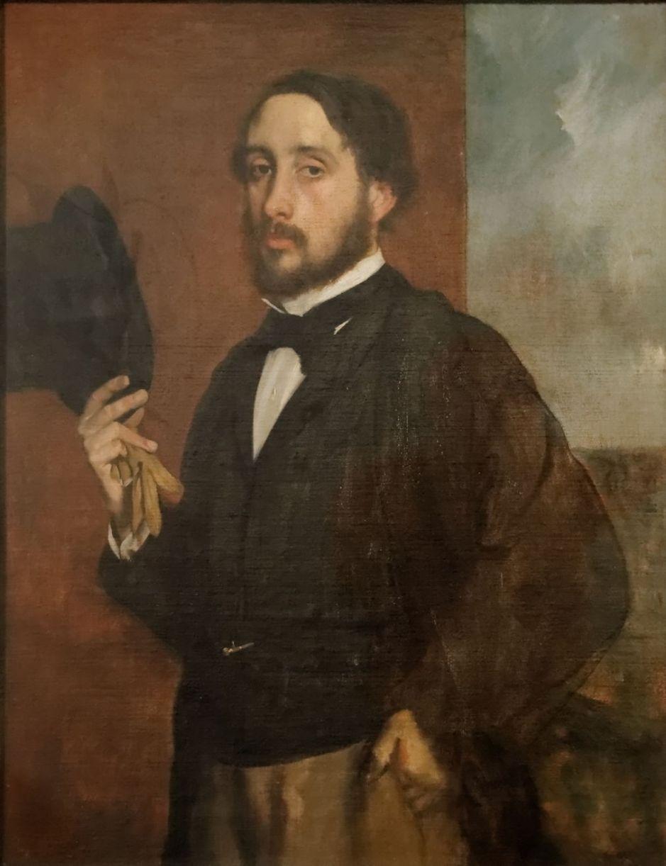 degasselfportrait1863