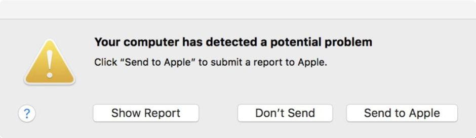 High Sierra automatically checks EFI firmware each week