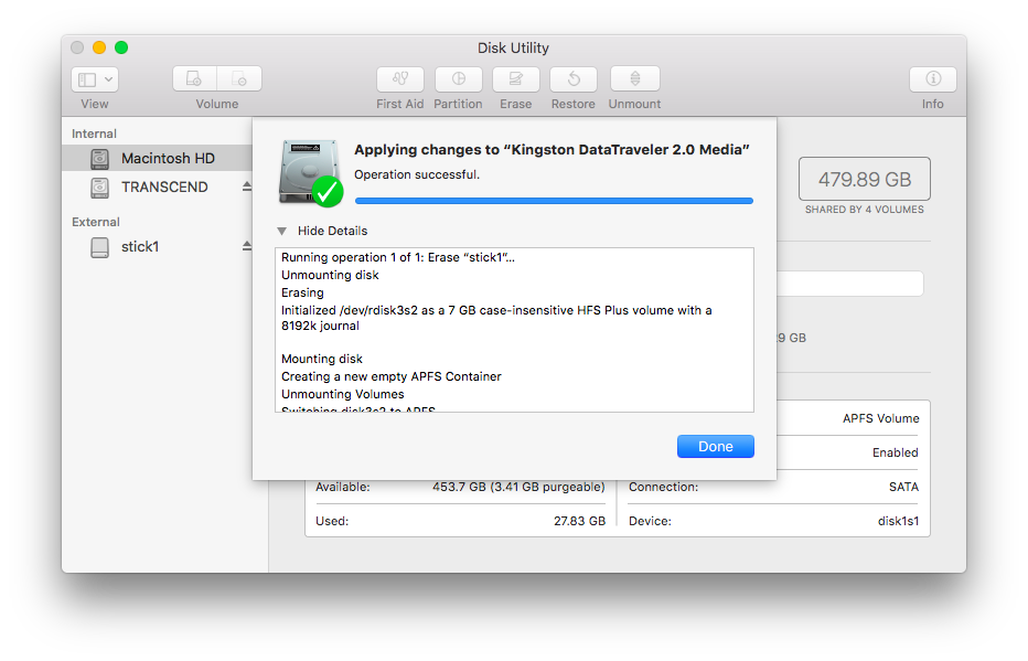 Disk Utility For Mac Os High Sierra
