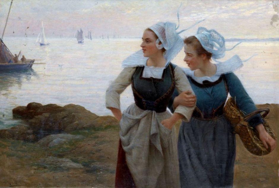 guilloufisherwomen