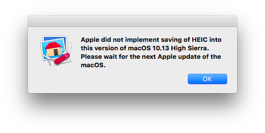 Can macOS 10 13 High Sierra write HEIF/HEIC image files? – The