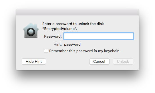 How Disk Utility can crack High Sierra's encrypted volumes