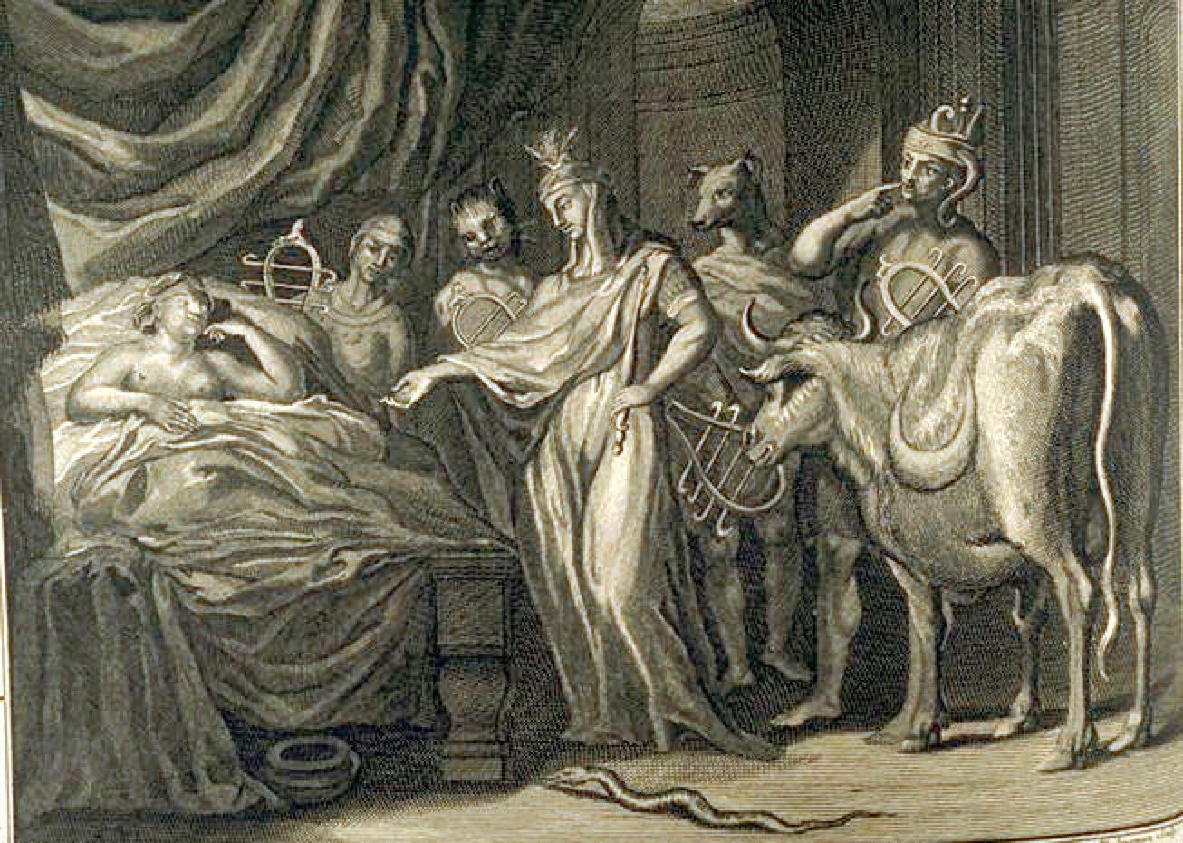 mythology transsexual