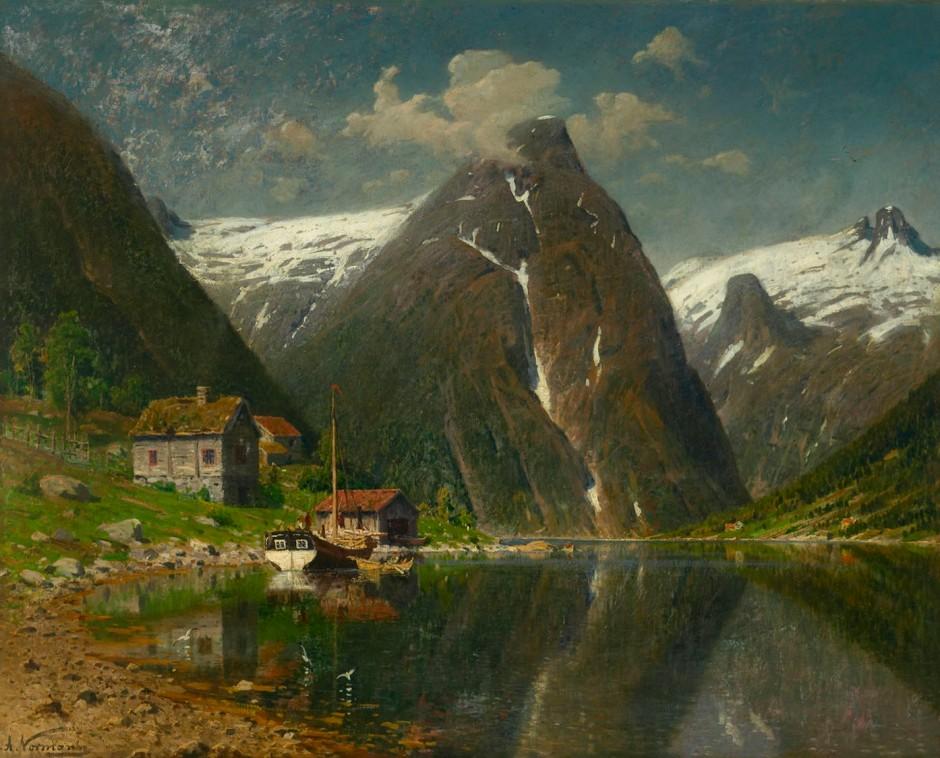 normannmunkengaardesefjord