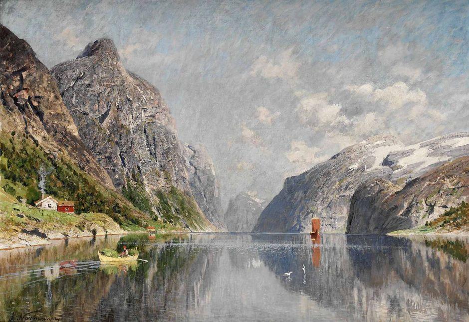 normannnorskfjordlandskap