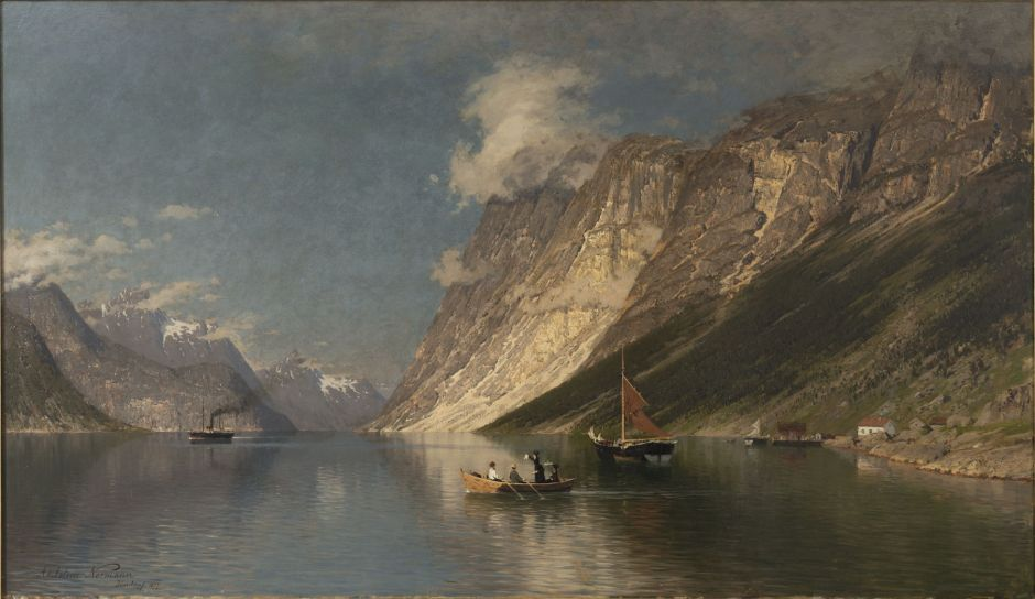 normannromsdalfjord