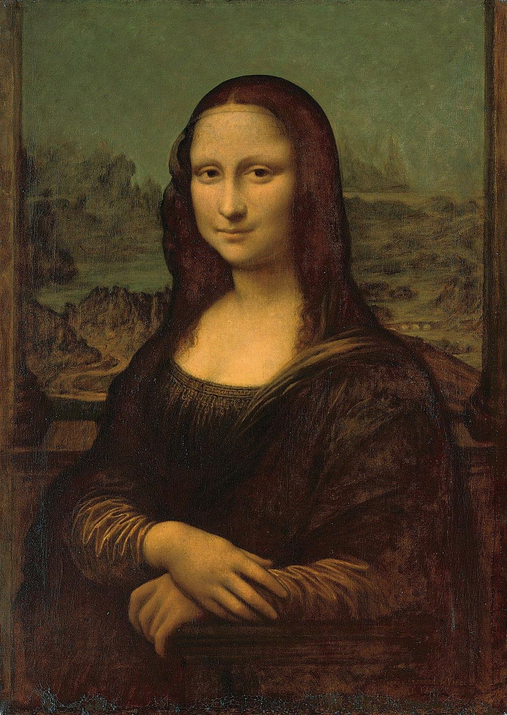 The Missing Mona Lisa: Louis Béroud painting painters ... Da Vinci Mona Lisa