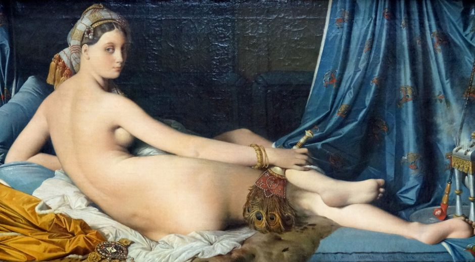 ingresgrandeodalisque