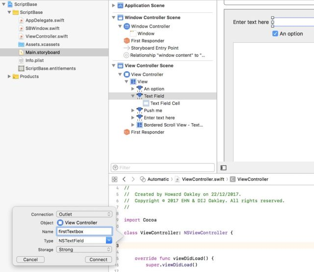 OSX Dev Day 92 - NSTextField vs NSTextView - YouTube