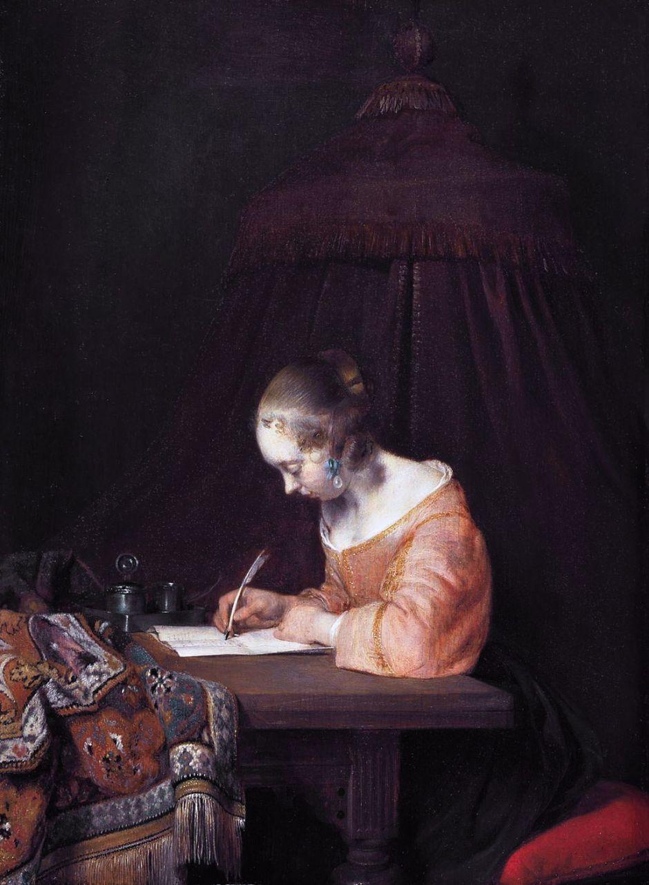 terborchwomanwriting