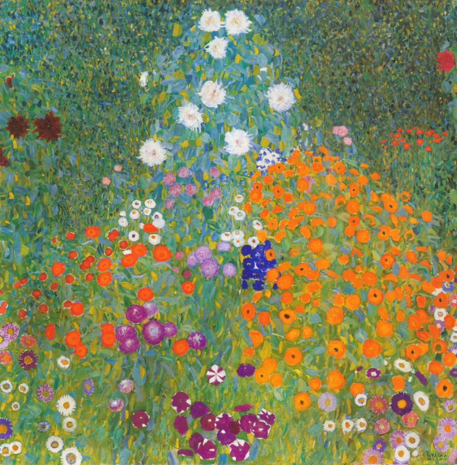 klimtcottagegarden