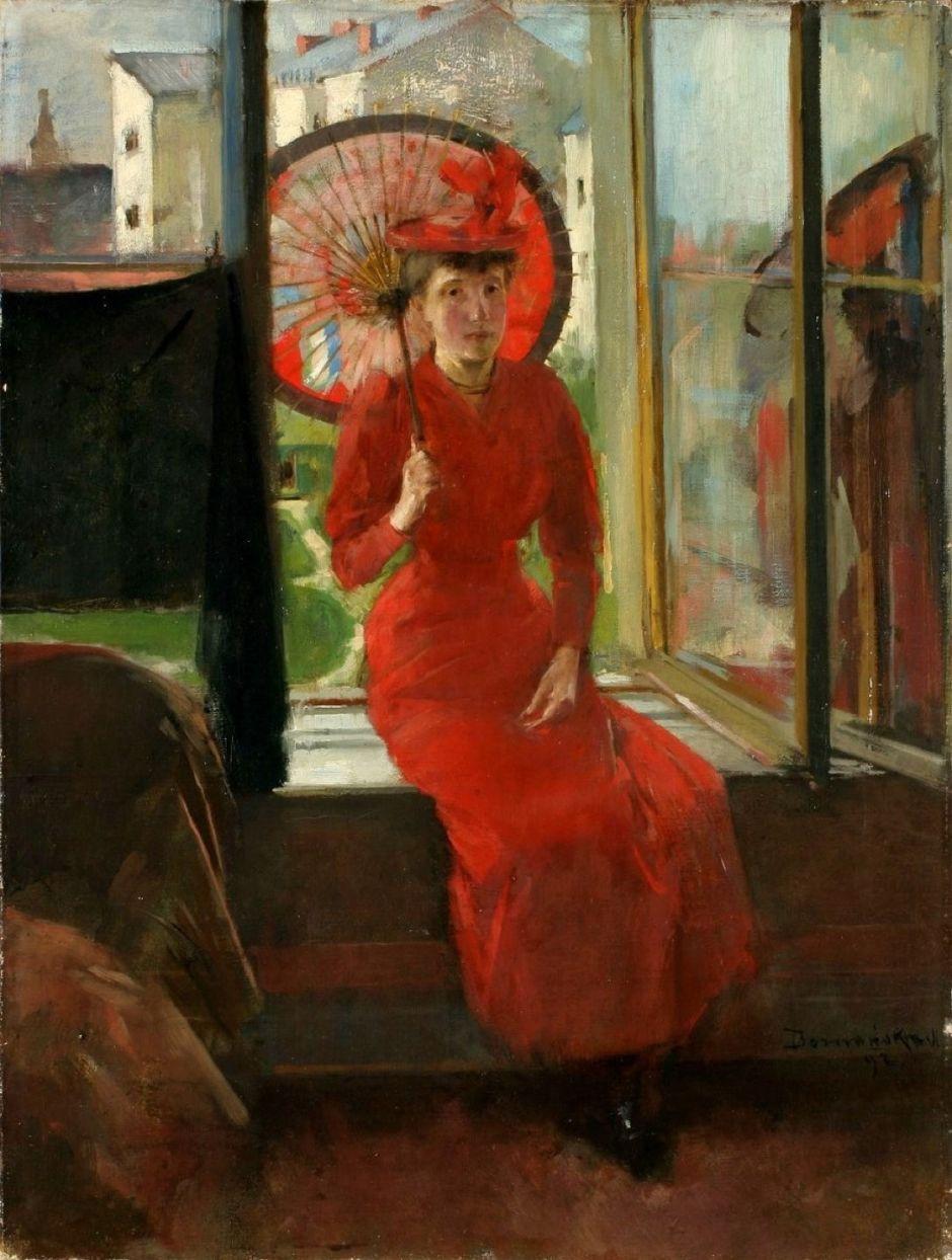 boznanskaselfportrait1892