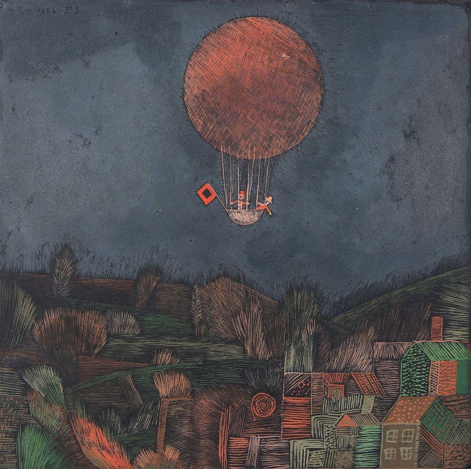 kleeluftballon1926