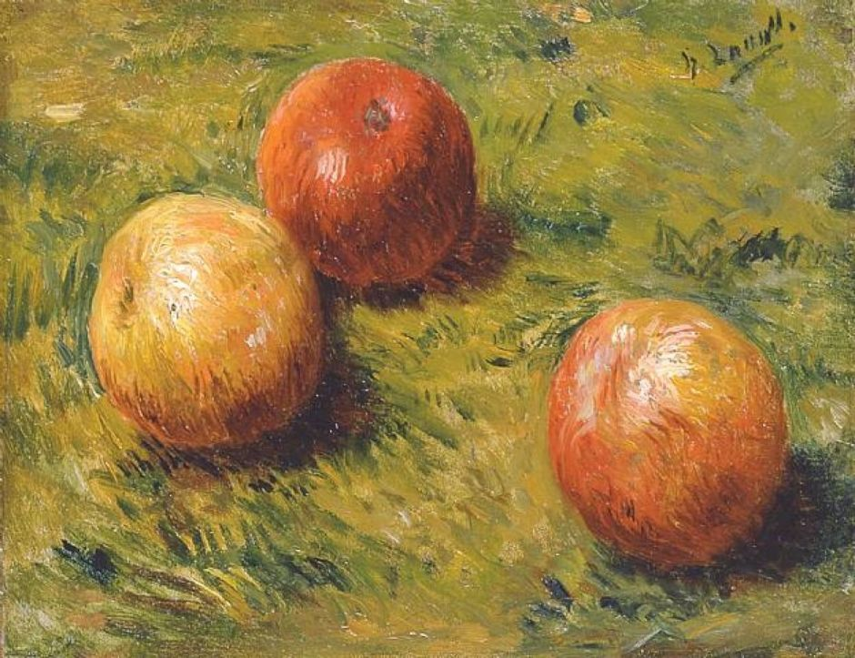 lerollestilllifeapples
