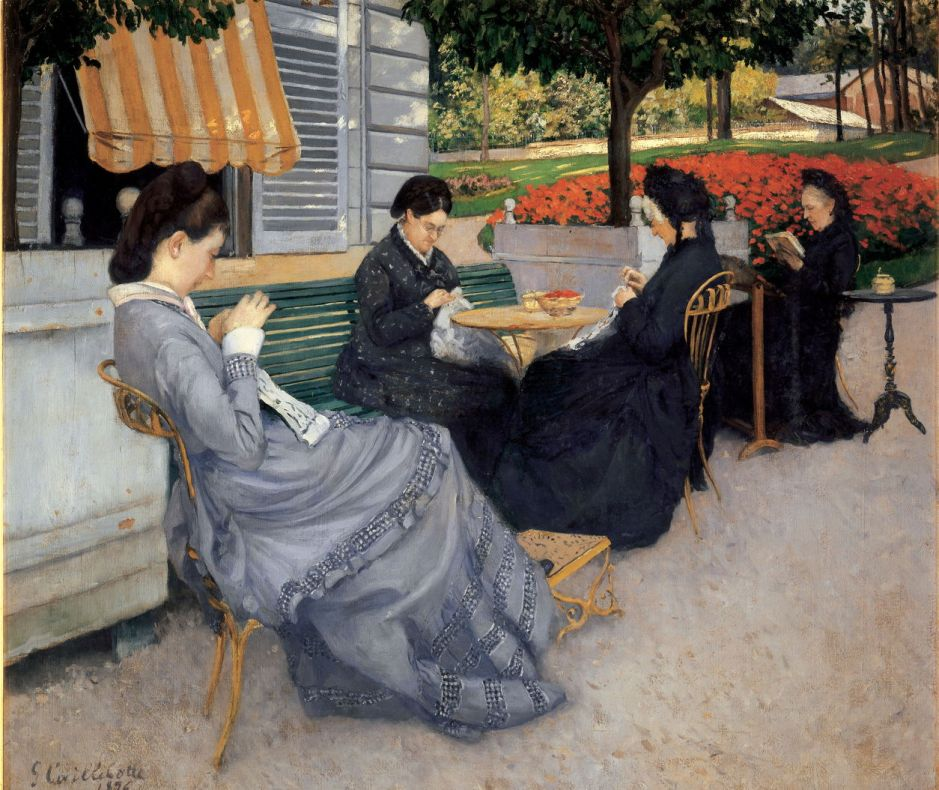caillebotteportraitscountryside