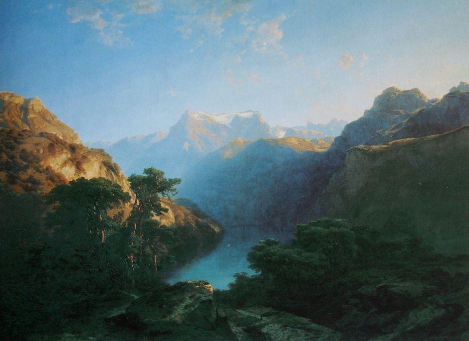 calamevierwaldstattersee1849