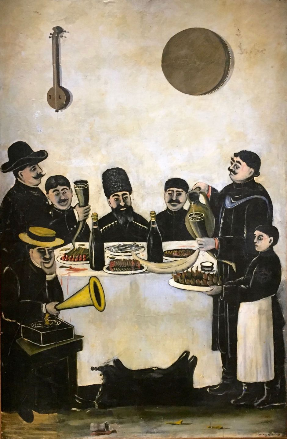pirosmanifeastgramophone