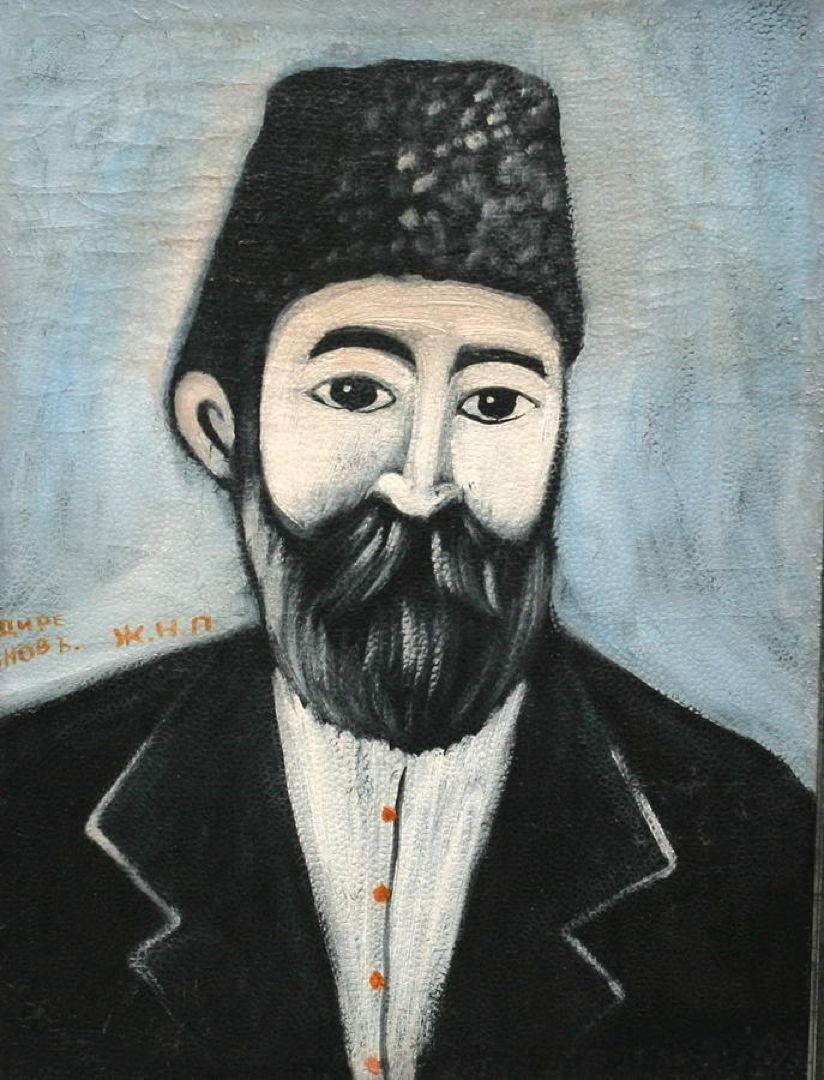 pirosmaniselfportrait