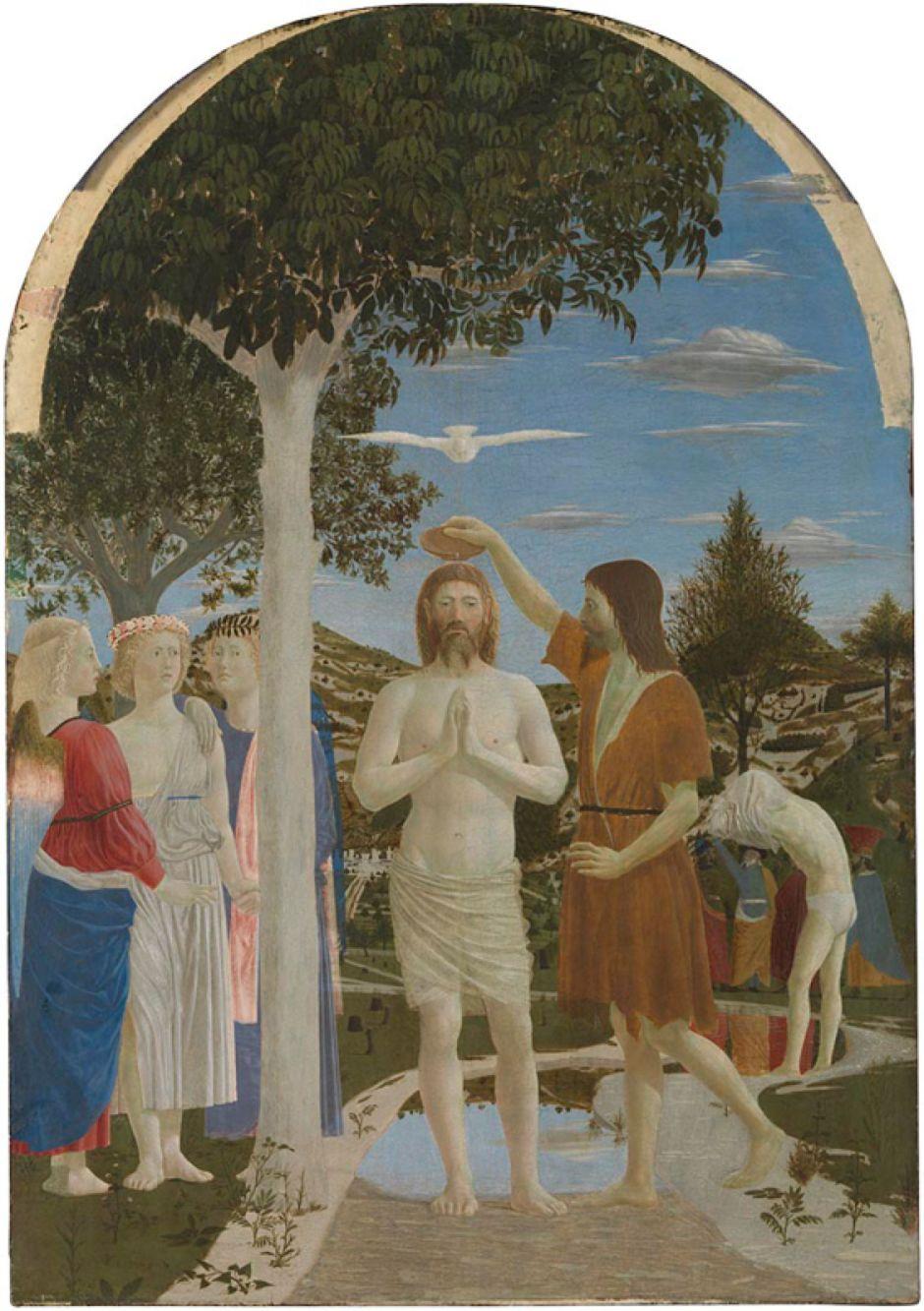 dellafrancescabaptismchrist