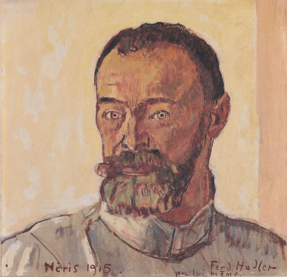 hodlerselfportraitneris1915