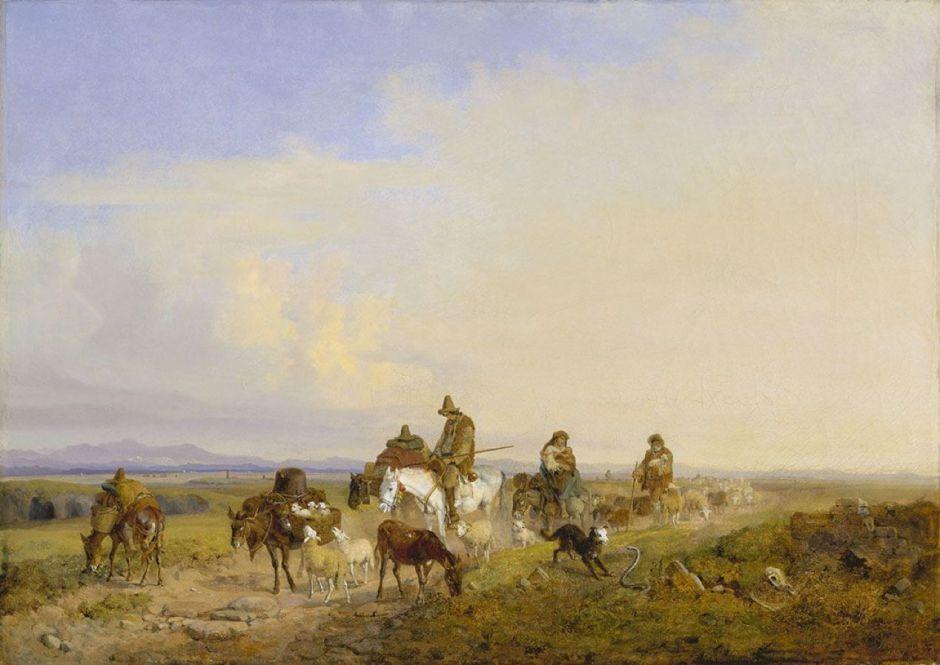 burkelshepherdscampagna