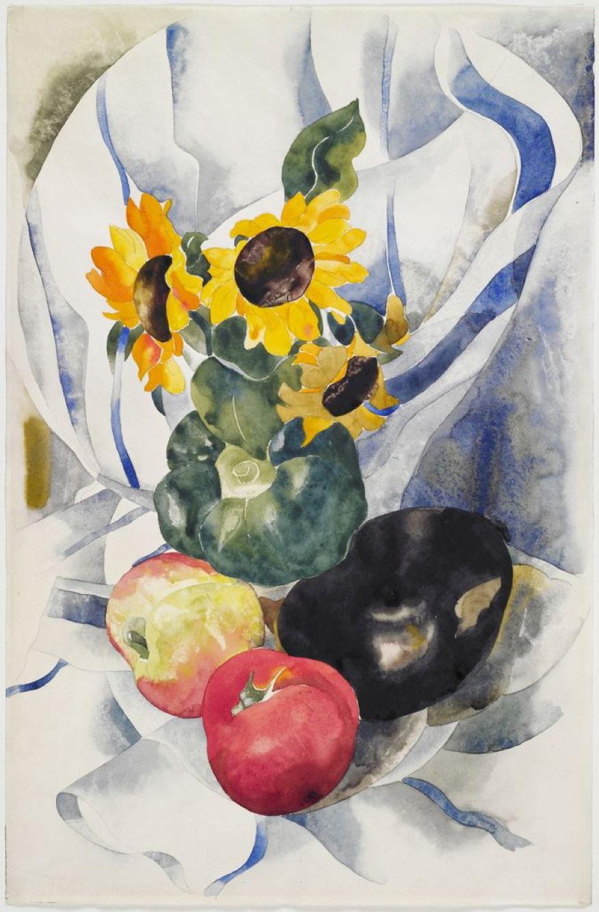 demuthfruitsunflowers