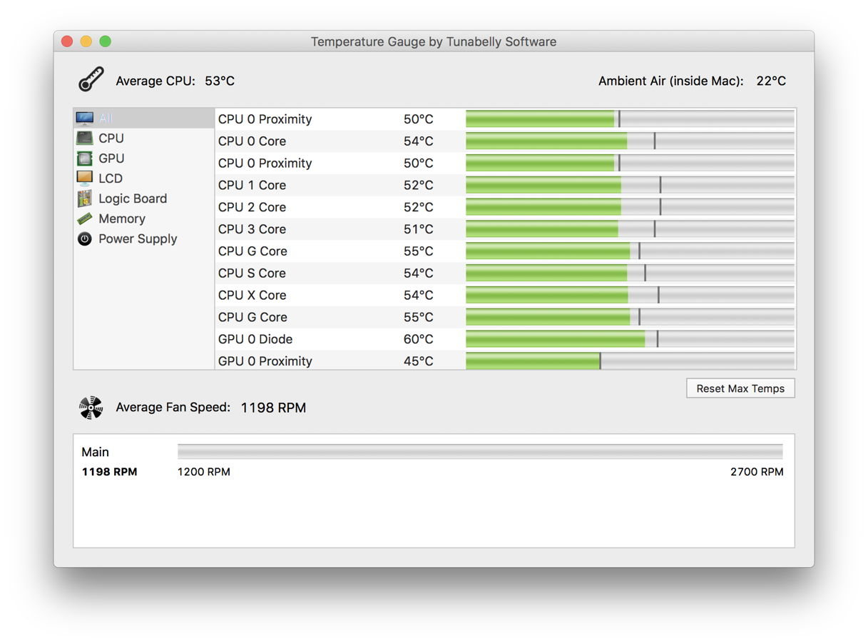 Why are my Mac's fans running at full blast? – The Eclectic Light