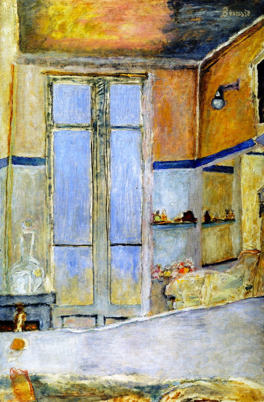 Pierre Bonnard At Home With Marthe 1937 1943 The