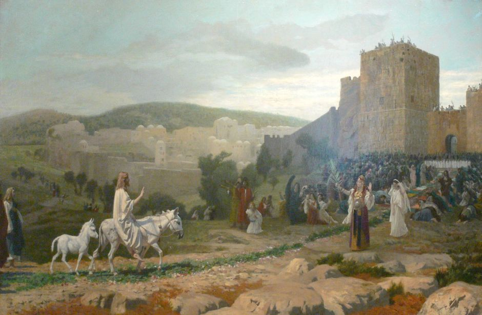 geromeentrychristjerusalem