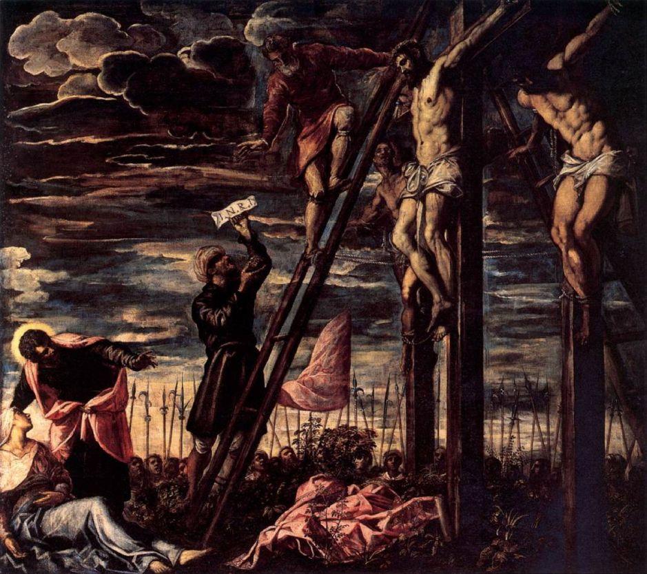 tintorettocrucifixionsancassiano