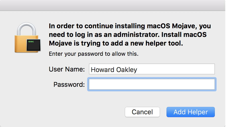 macOS Mojave ships (updated) – The Eclectic Light Company