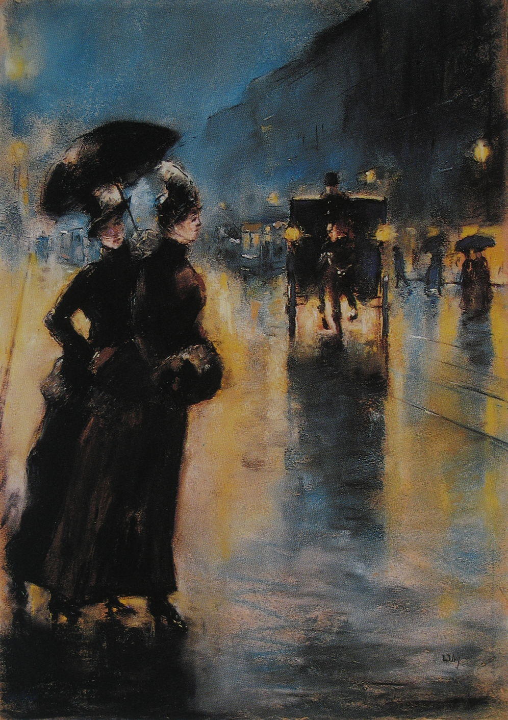 impressionism heart of darkness