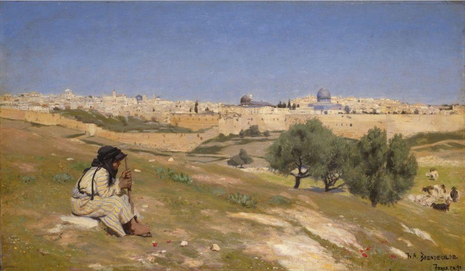 brendekildejerusalemse