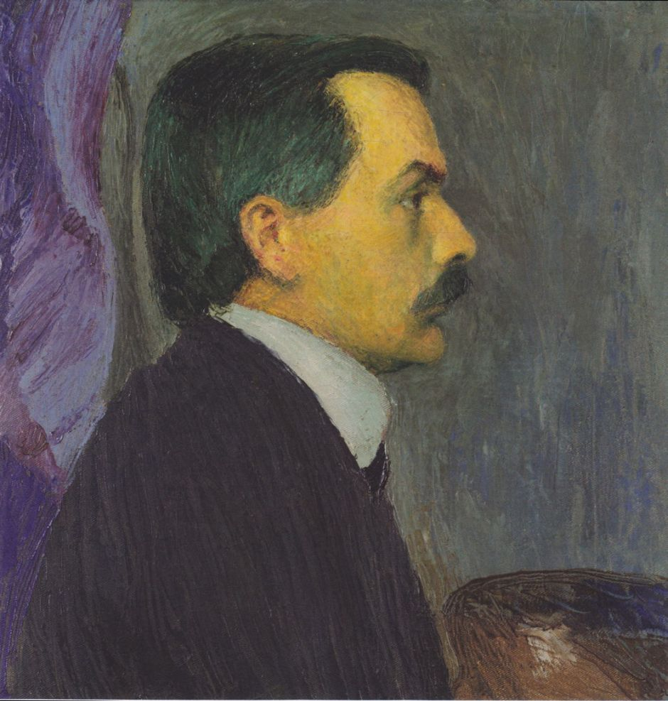 moserselfportrait1910