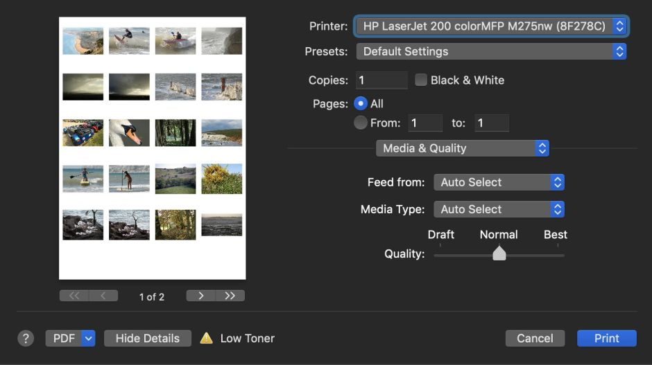How to install a printer in macOS Mojave – The Eclectic Light Company