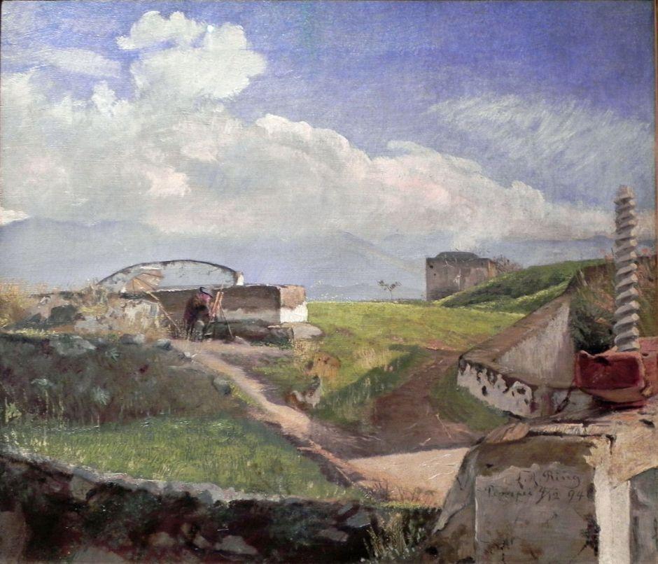 ringlockpompeii