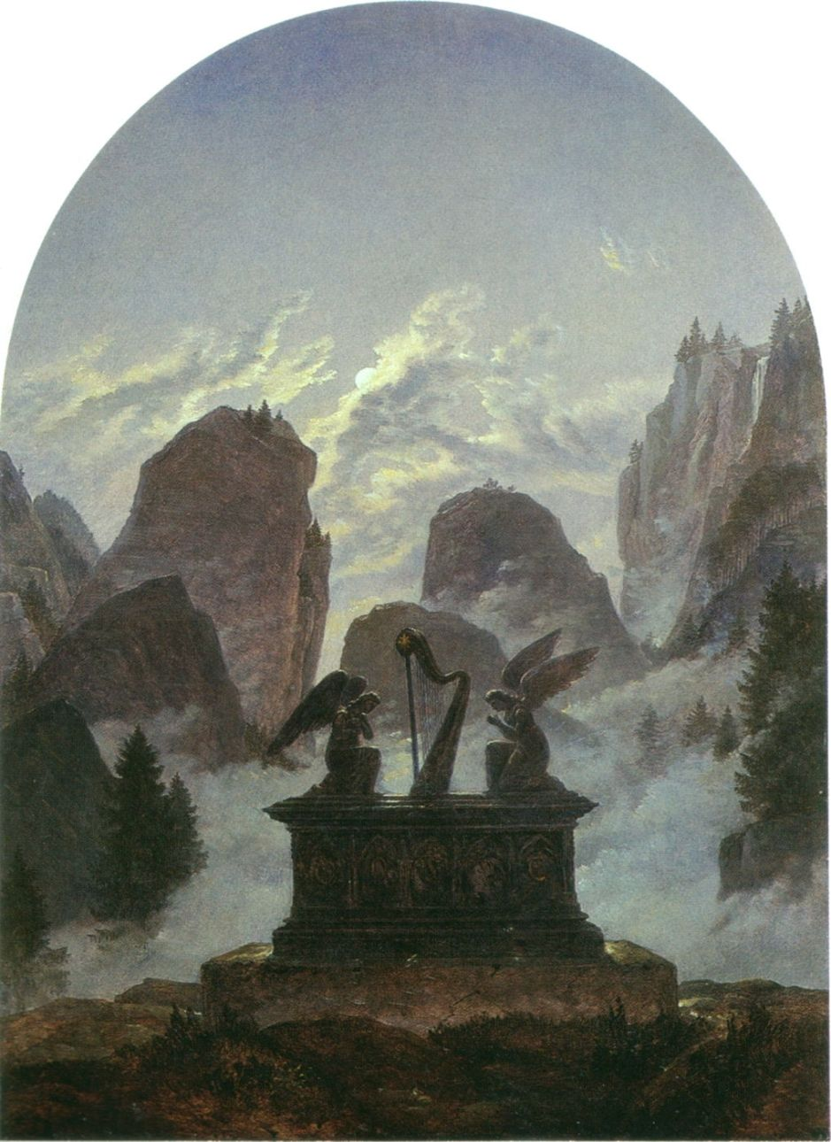 carusgoethemonument